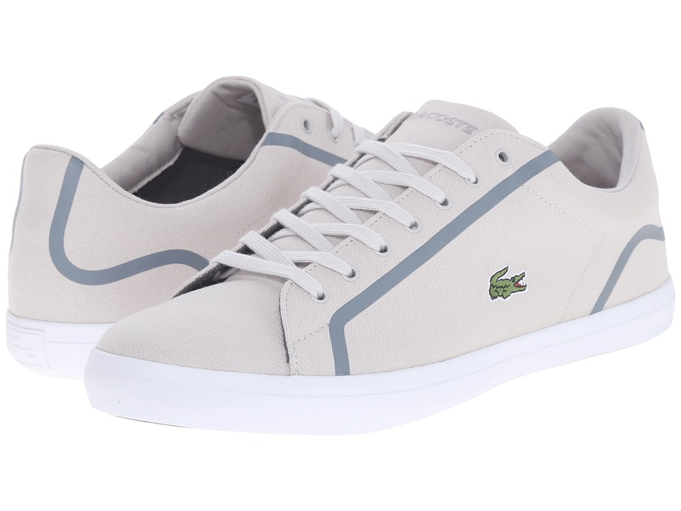 Lacoste - Lerond 216 1 (Light Grey) Men