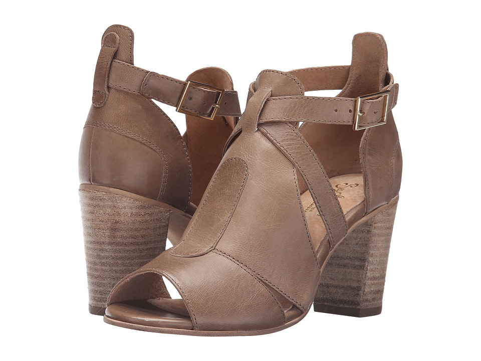 Seychelles Clutch (Taupe) High Heels