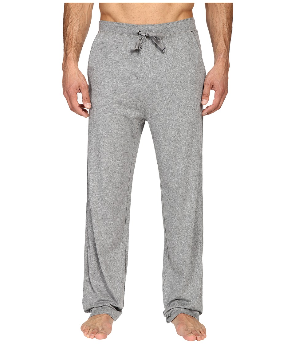 Tommy Bahama - Heather Cotton Modal Pants (Heather Grey) Men's Pajama