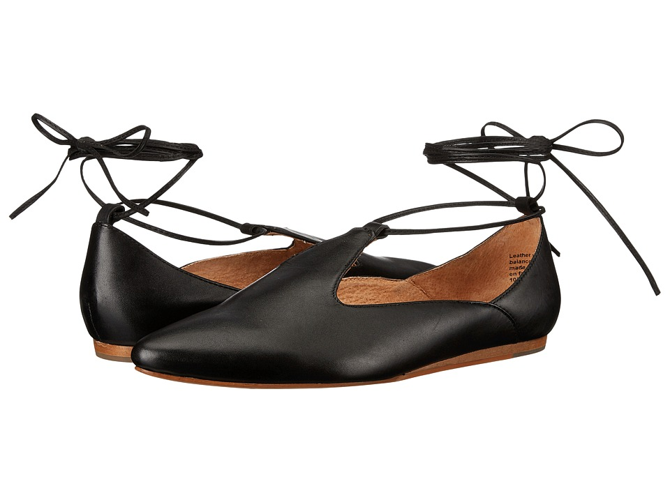 Seychelles - Hive (Black Leather) Women's Shoes