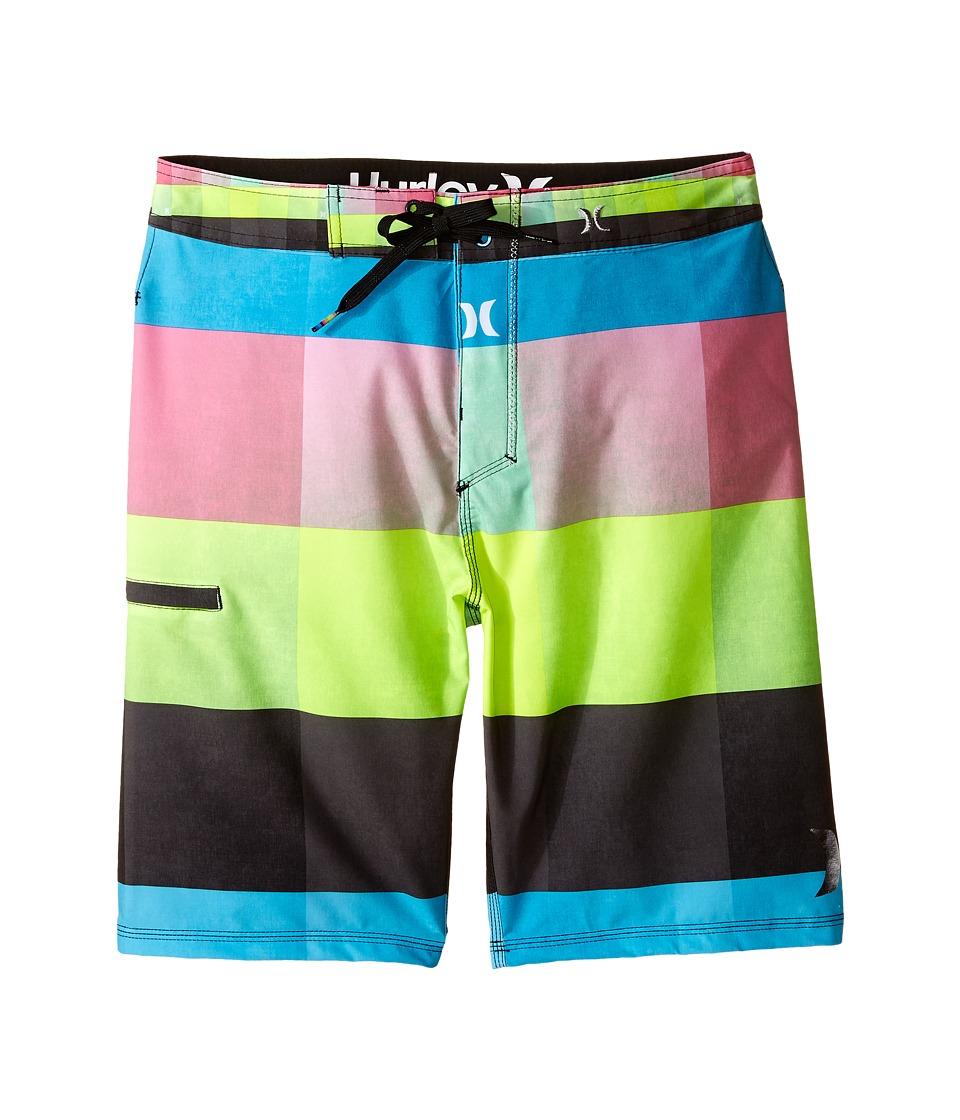 Hurley Kids - Kingsroad Boardshorts (Big Kids) (Multi) Boy's Swimwear