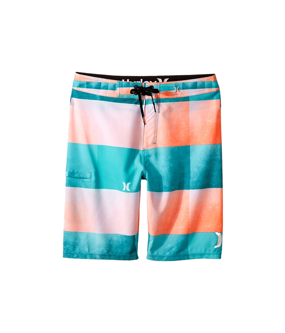 Hurley Kids - Kingsroad Boardshorts (Big Kids) (Beta Blue) Boy's Swimwear