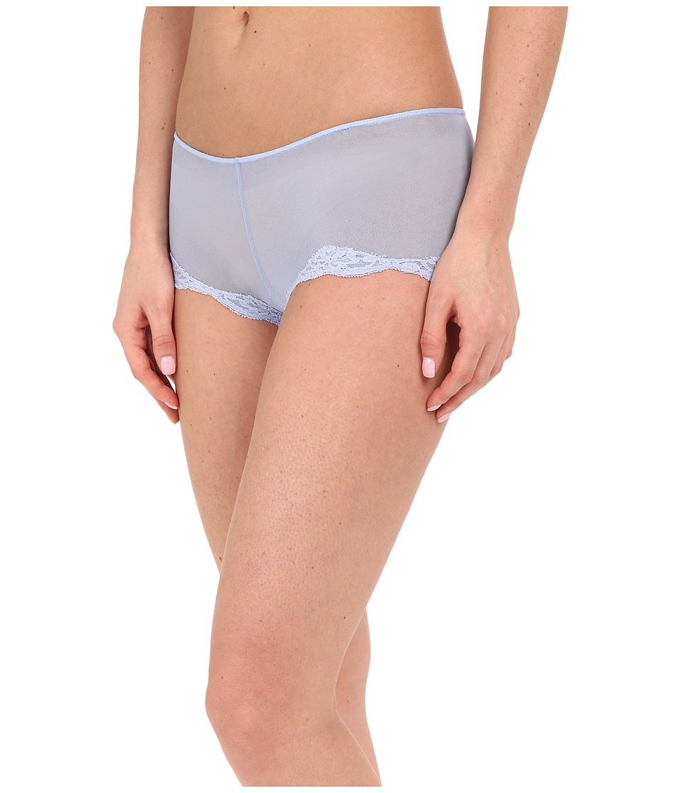 Only Hearts - Tulle Boy Brief (Blue Bird) Women's Underwear