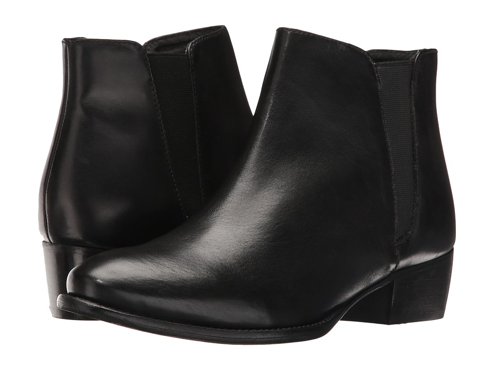 Seychelles - Wake (Black Leather) Women's Boots