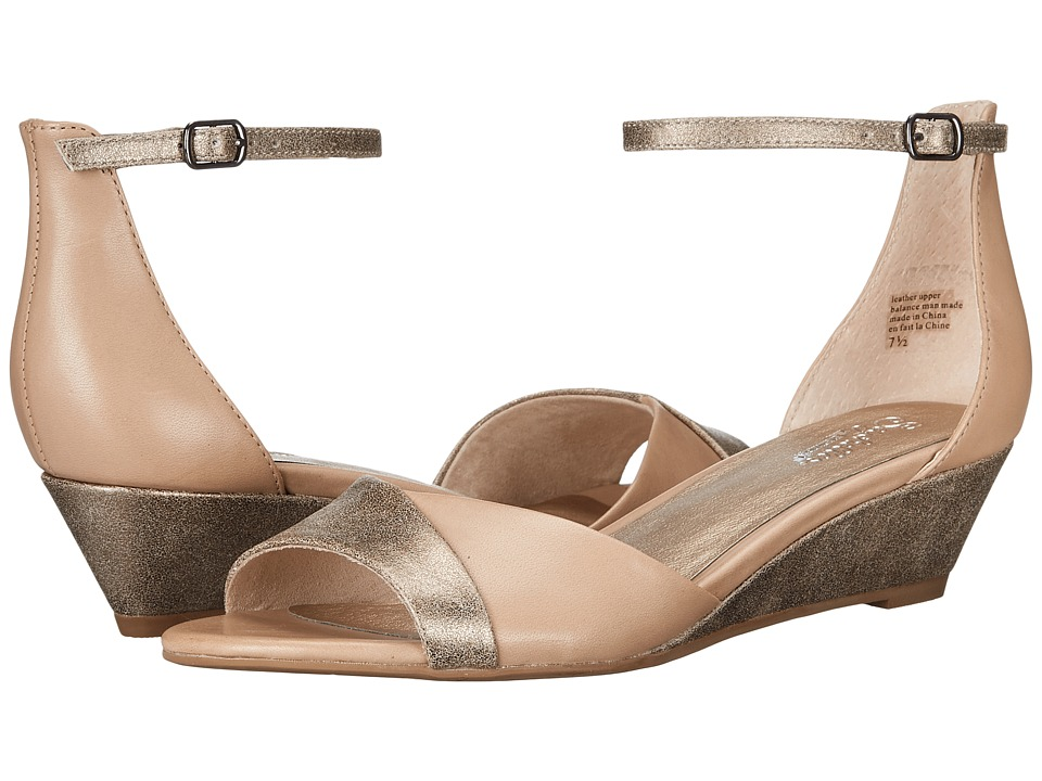 Seychelles - Coalition (Taupe Leather/Platinum) Women's Shoes