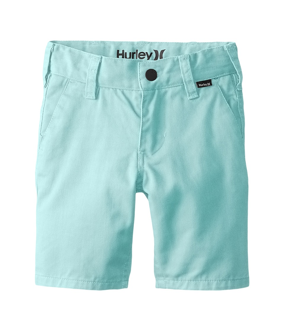 Hurley Kids - One and Only Walkshorts (Little Kids) (Artisan Teal) Boy's Shorts