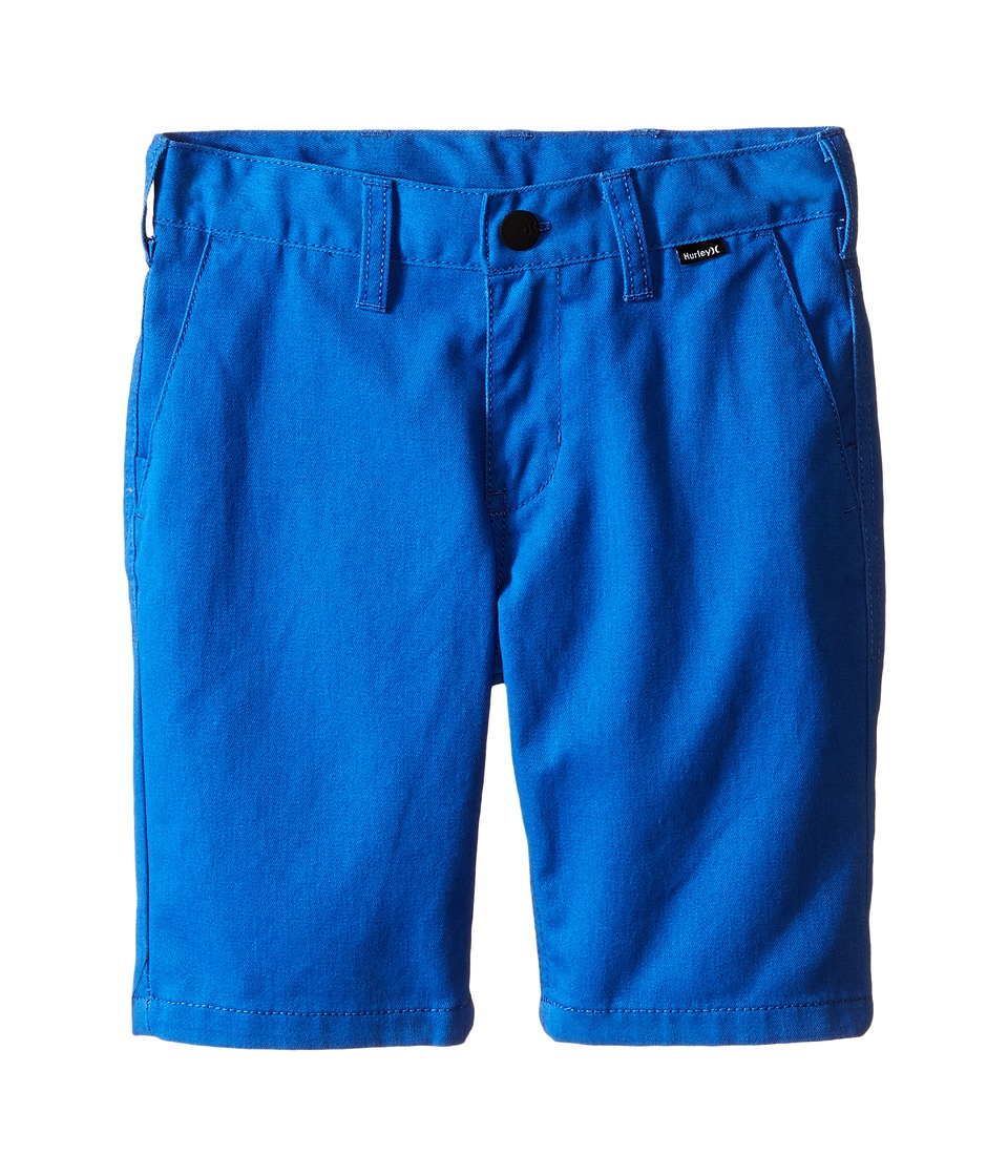 Hurley Kids - One and Only Walkshorts (Little Kids) (Fountain Blue) Boy's Shorts