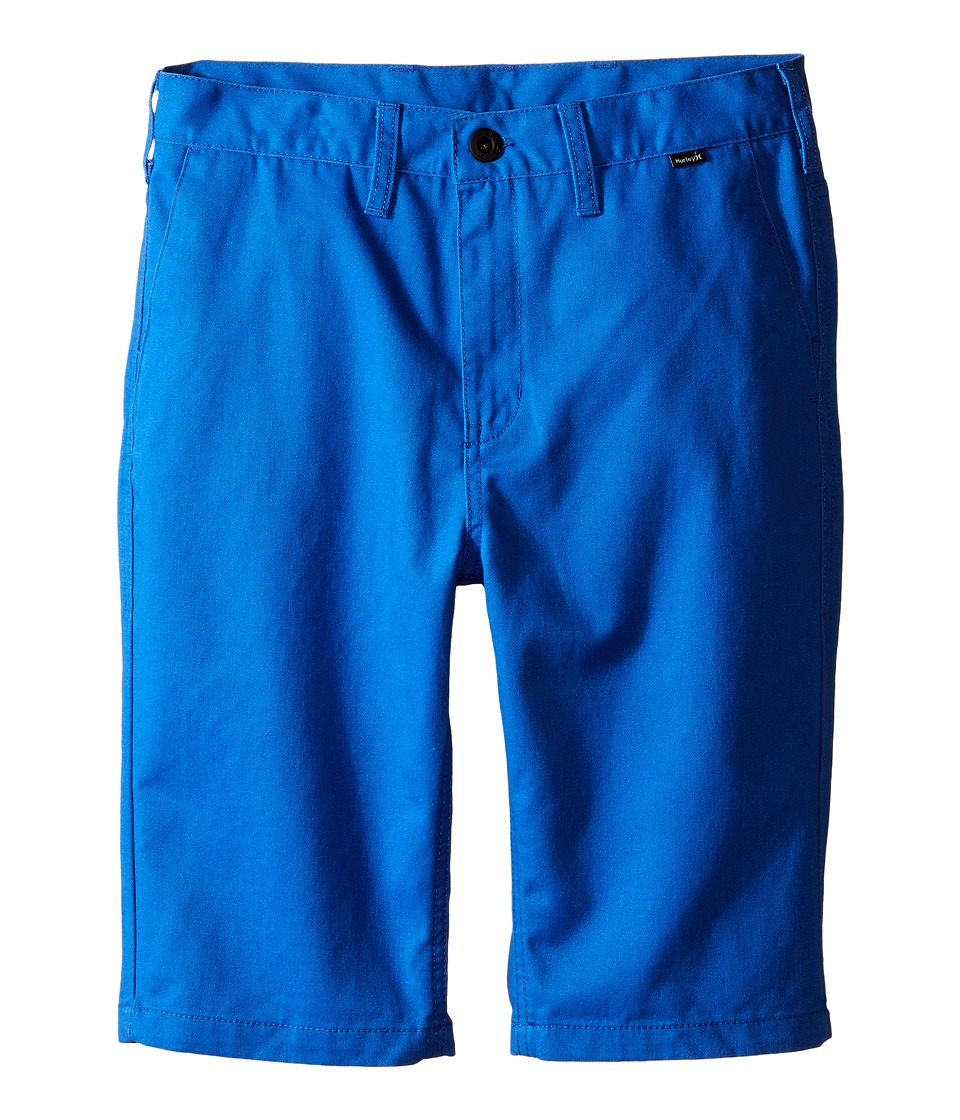 Hurley Kids - One Only Walkshorts (Big Kids) (Fountain Blue) Boy's Shorts