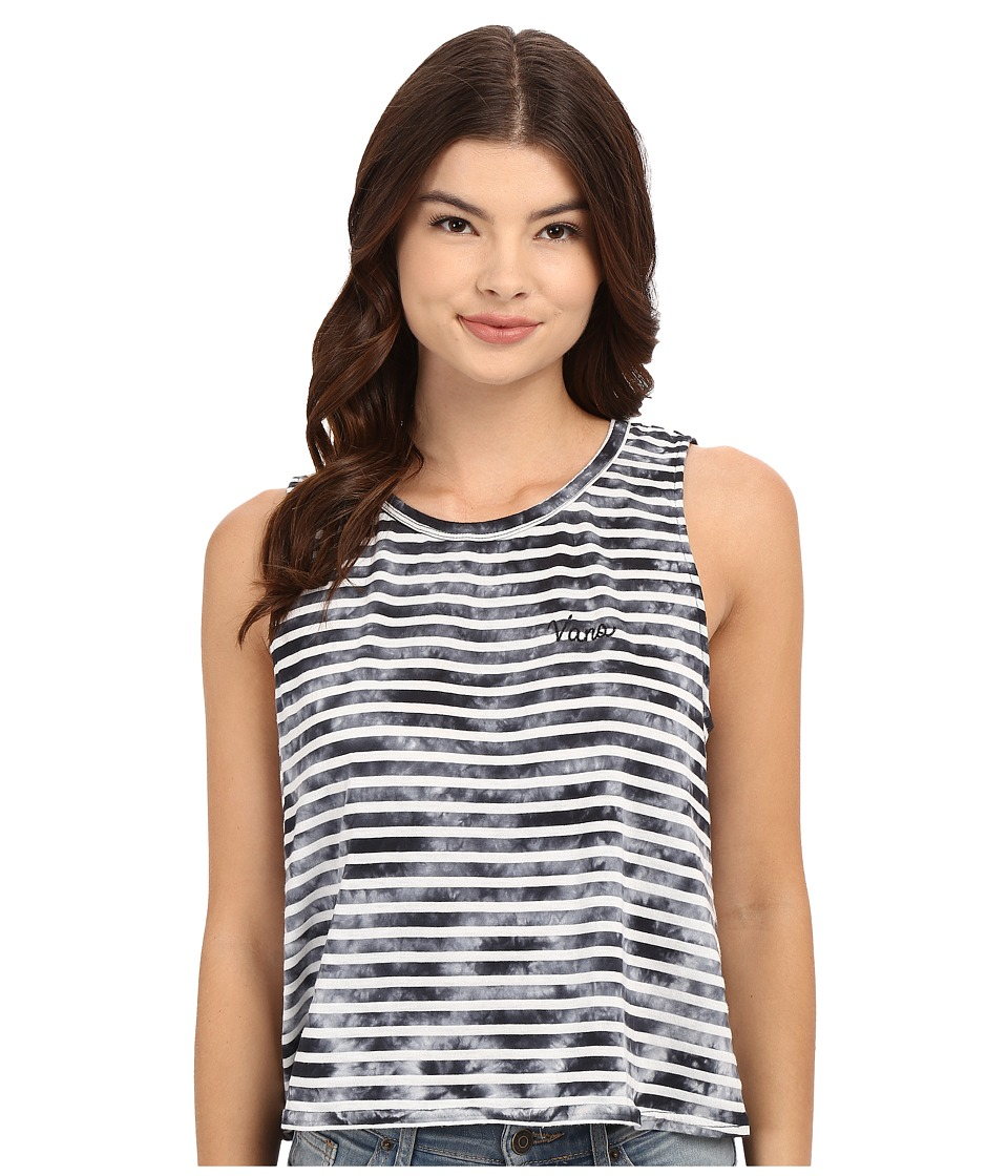 Vans - Satellite Tank Top (Black) Women's Sleeveless