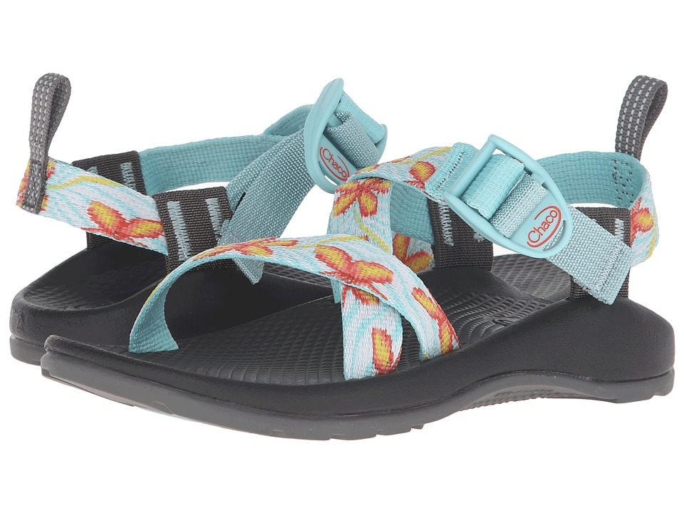 Chaco Kids - Z1 Ecotread (Toddler/Little Kid/Big Kid) (Lilly) Girls Shoes
