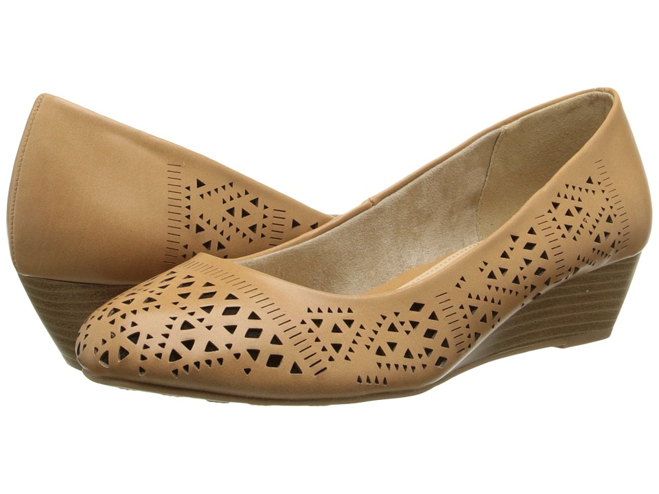 CL By Laundry - Margaret (Camel) Women's Slip on Shoes