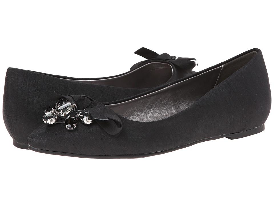 CL By Laundry - Ashley (Black) Women's Flat Shoes