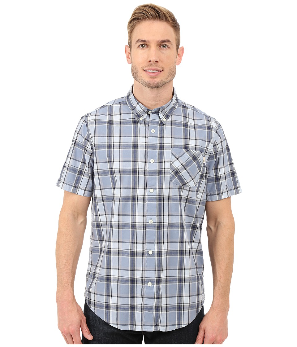 Timberland - Allendale River Plaid Poplin Shirt (Infinity Yarn Dye) Men's Clothing