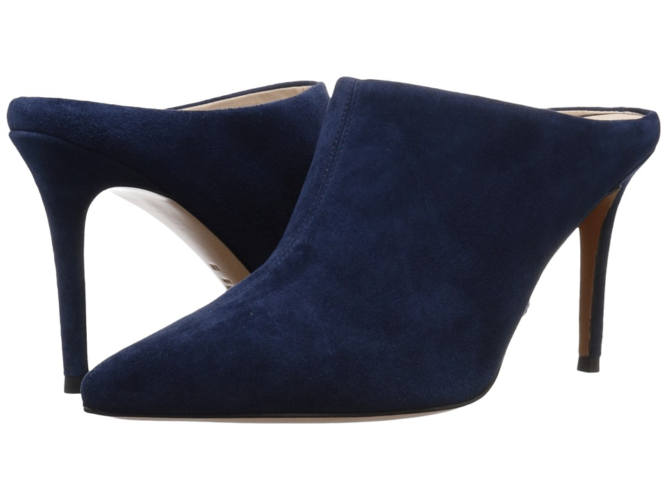 Marc Fisher LTD - Tiffy (Navy Suede) Women's Shoes