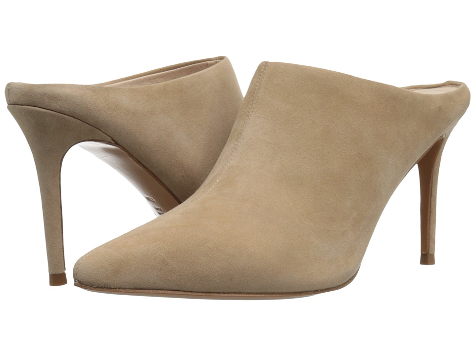 Marc Fisher LTD - Tiffy (Tan Suede) Women's Shoes