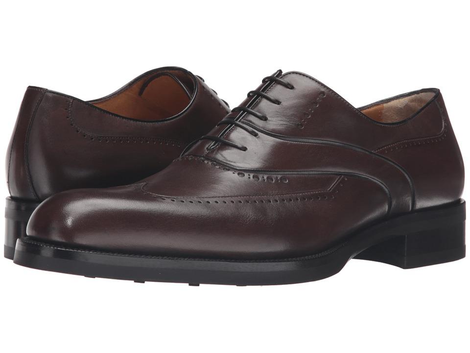a. testoni - M12504VEM (Moro) Men's Lace up casual Shoes