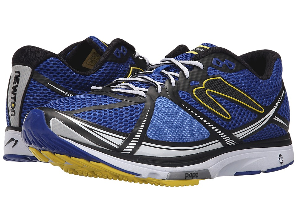 Newton Running - Kismet II (Royal Blue/Black) Men's Running Shoes