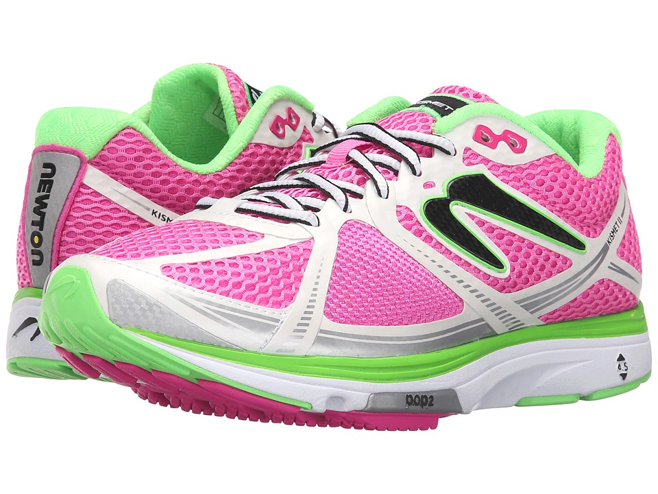 Newton Running - Kismet II (Pink/White) Women's Running Shoes