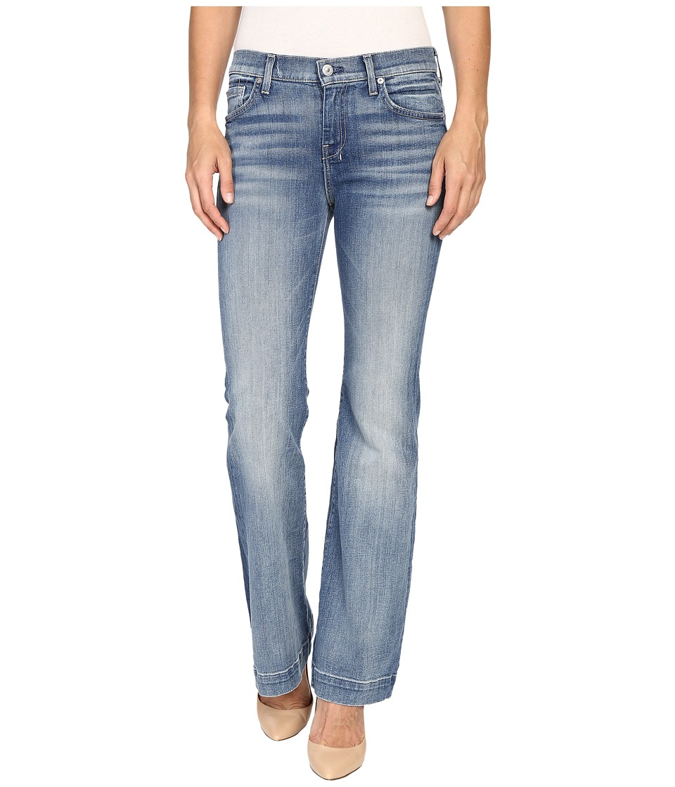 7 For All Mankind - Tailorless Dojo in Ancient Parthenon (Ancient Parthenon) Women's Jeans