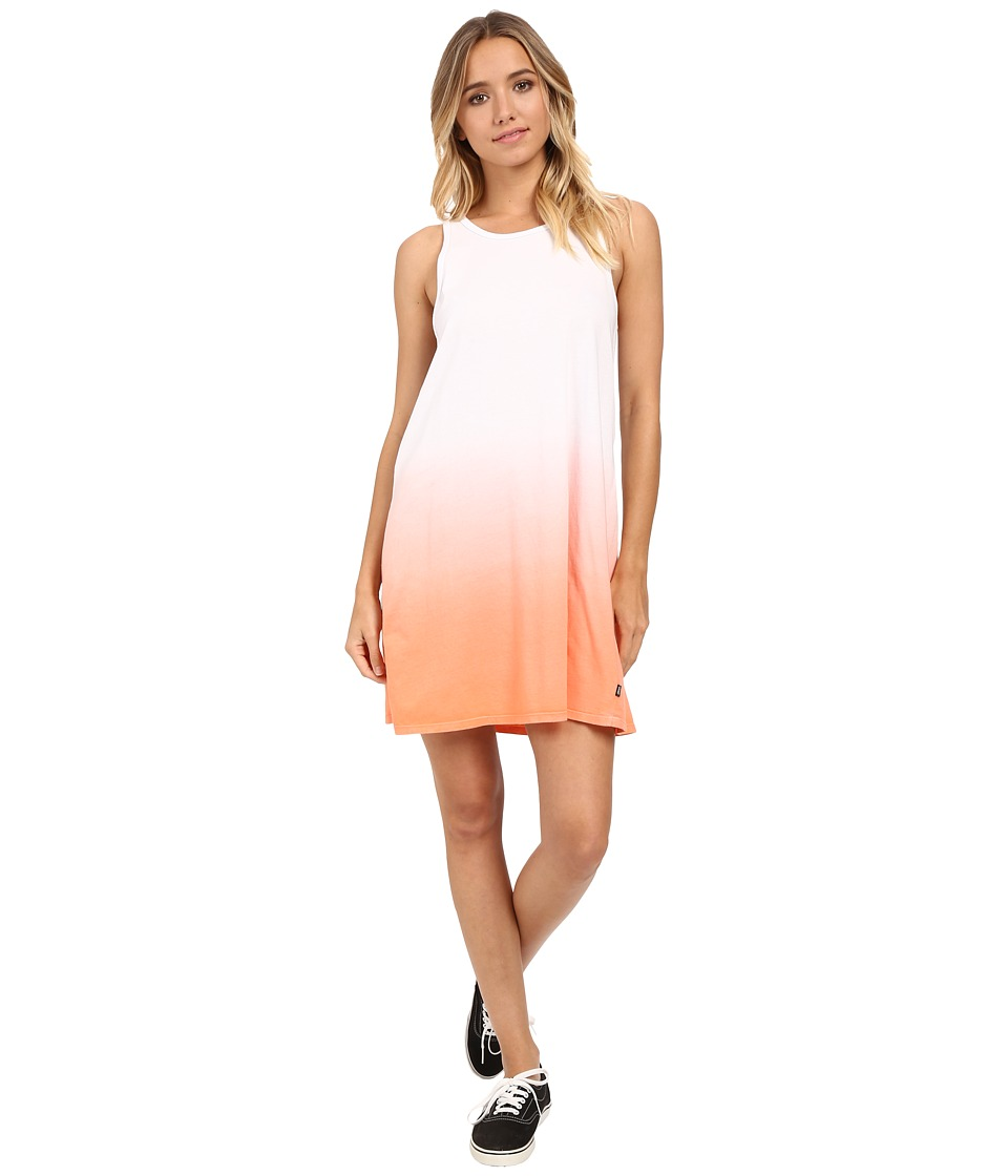 Vans Jupiter Tank Dress (Fusion Coral) Women