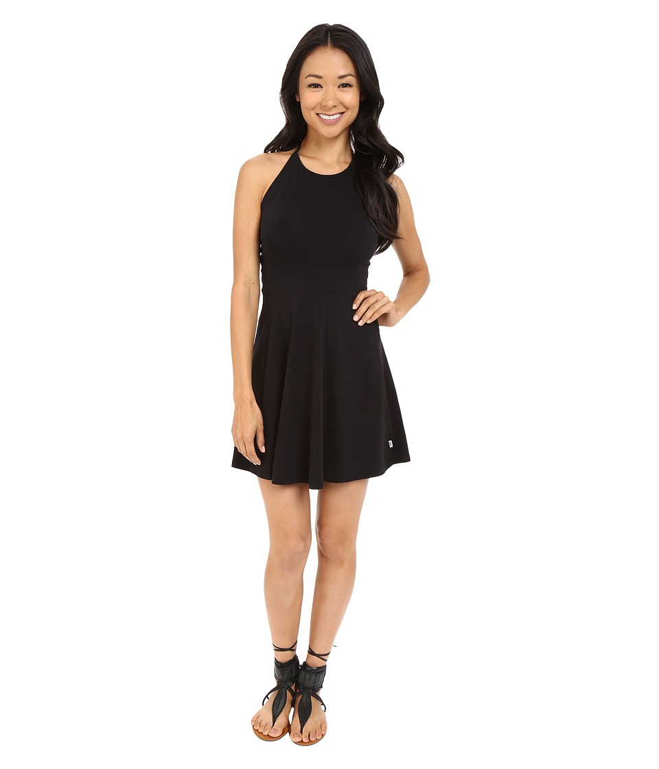 Vans - Neptune Dress (Solid Black) Women's Dress