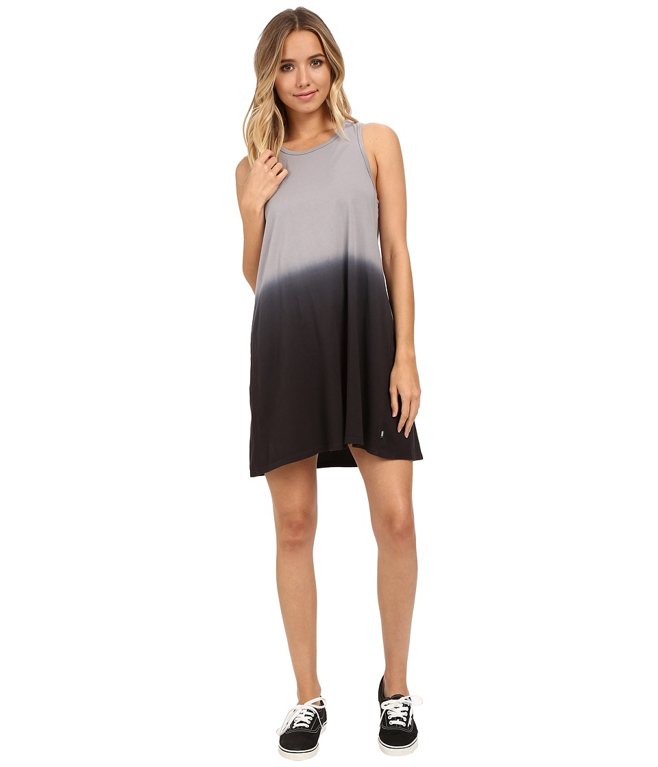 Vans - Jupiter Tank Dress (Black) Women's Dress