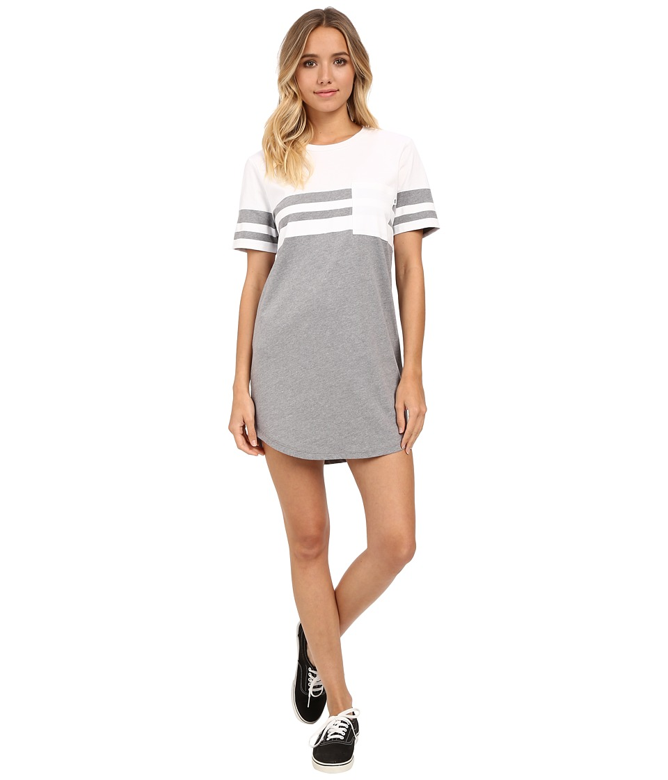 Vans - Interstellar Dress (Grey Heather) Women's Dress