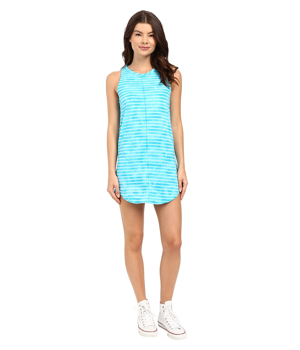 Vans - Tropic Tank Dress (Capri Breeze) Women's Dress