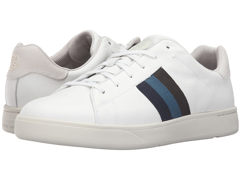 Paul Smith - Swanson (White) Men's Shoes