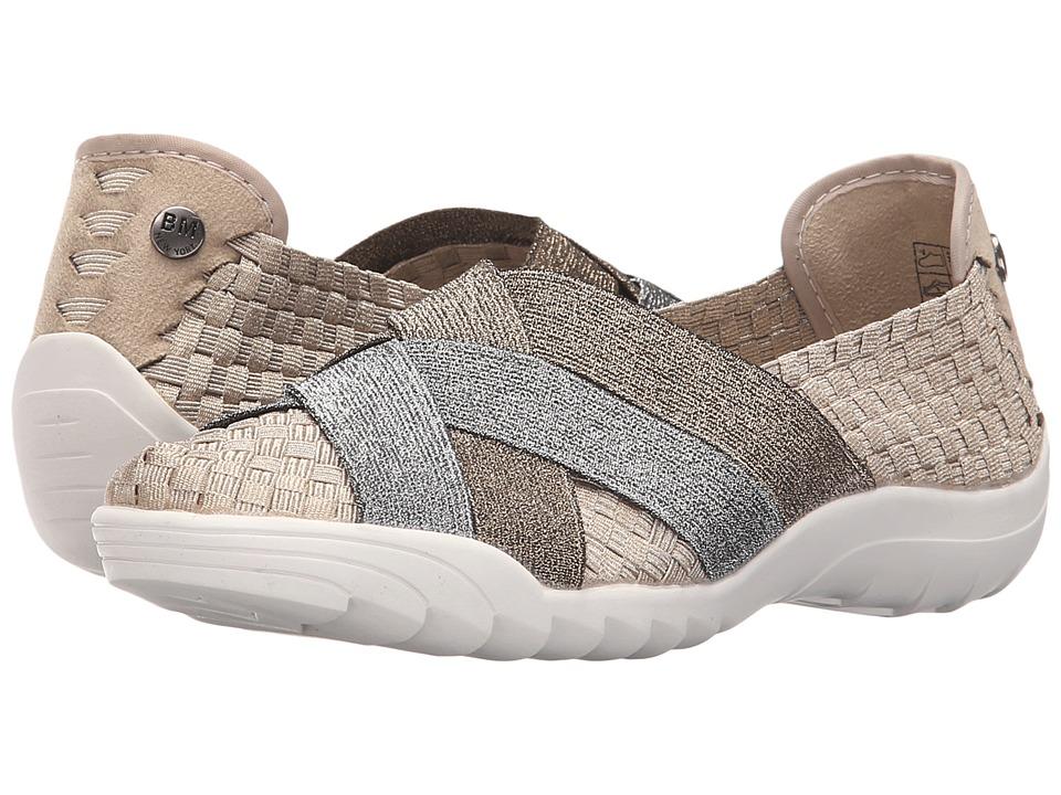 bernie mev. - Rigged Dare (Light Gold) Women's Shoes