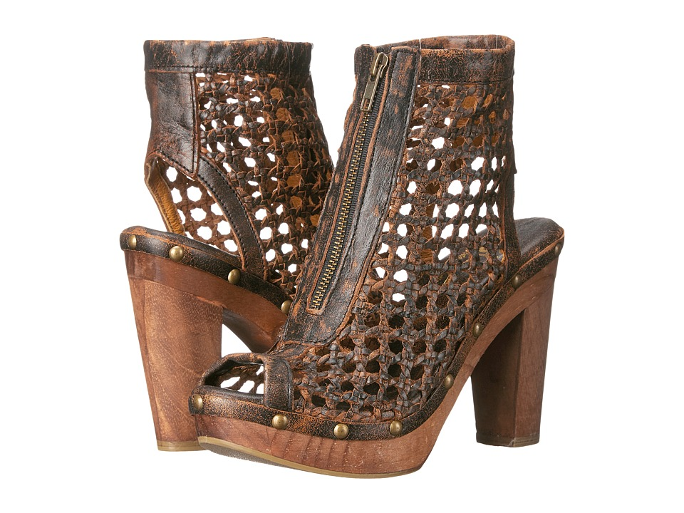 Sbicca - Nitra (Brown) High Heels
