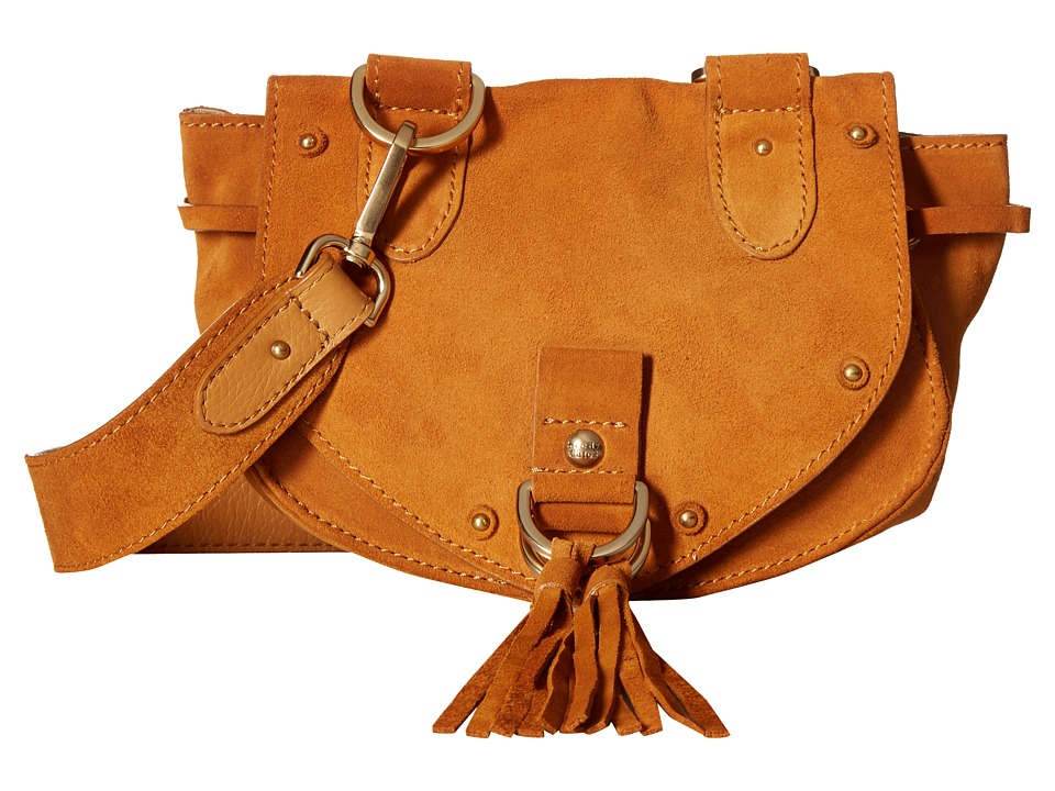 See by Chloe - Mini Collins Crossbody (Warm Sand) Cross Body Handbags