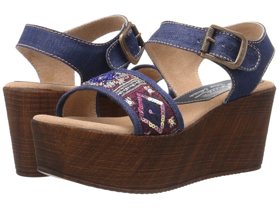 Sbicca Tampa (Denim) Women