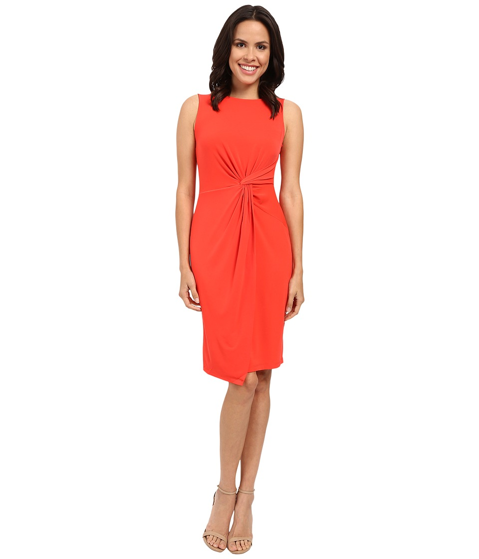 CATHERINE Catherine Malandrino - Adele Dress (Redrum Orange) Women's Dress