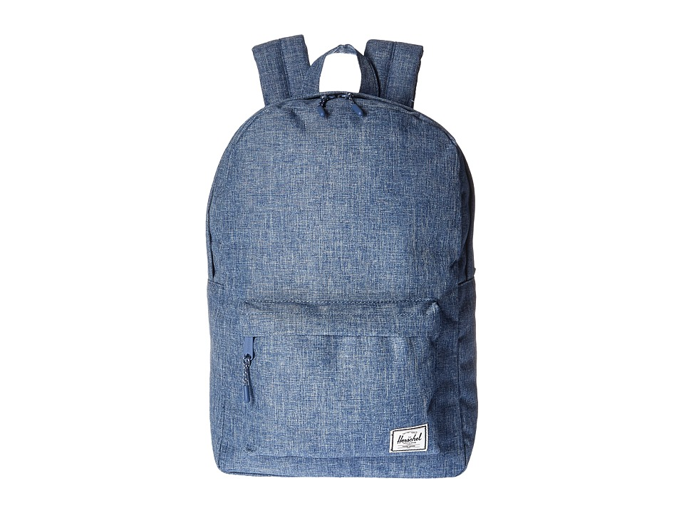 Herschel Supply Co. - Classic Mid-Volume (Limoges Crosshatch) Backpack Bags