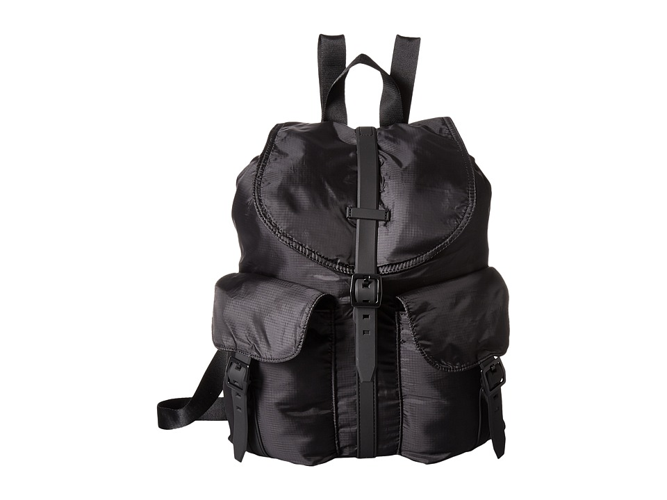 Herschel Supply Co. - Dawson (Translucent Black Rubber) Bags