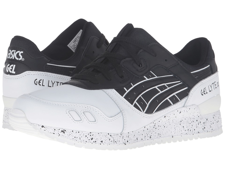ASICS Tiger - Gel-Lyte III (Black/Black 1) Classic Shoes