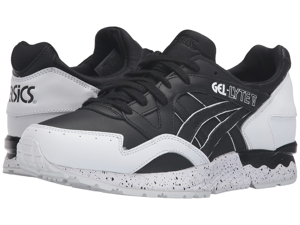 ASICS Tiger - Gel-Lyte V (Black/Black 1) Shoes