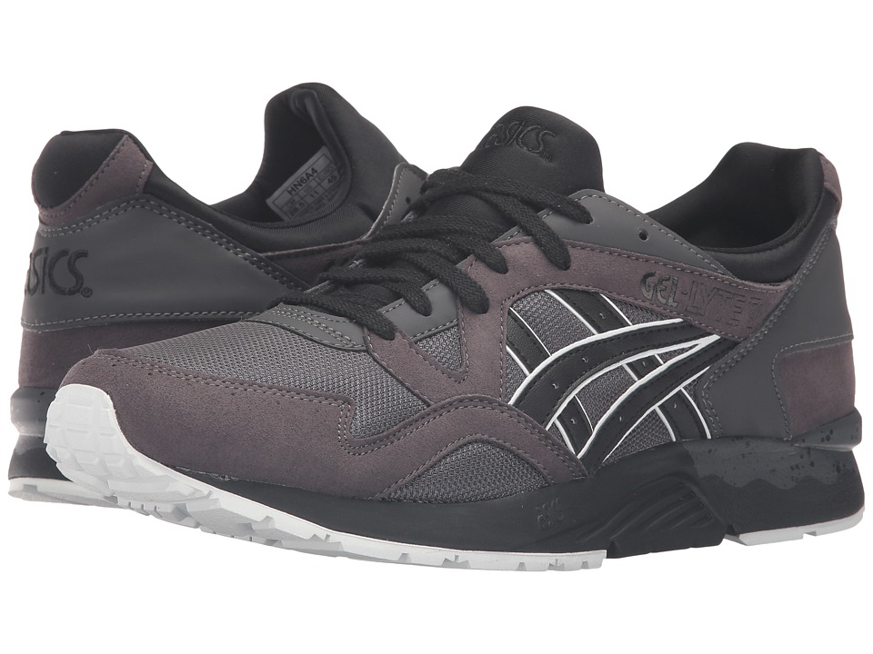 ASICS Tiger - Gel-Lyte V (Dark Grey/Black) Shoes