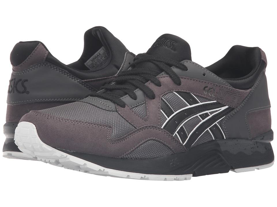 ASICS Tiger - Gel-Lyte V (Dark Grey/Black) Shoes