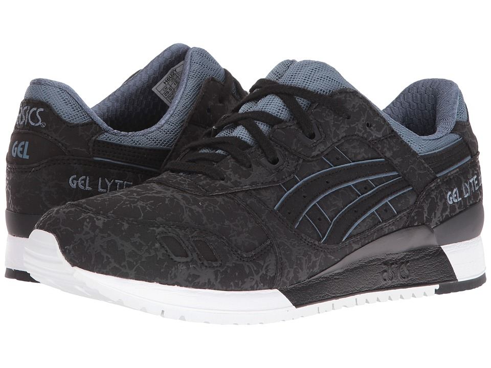 ASICS Tiger - Gel-Lyte III (Black/Black 2) Classic Shoes