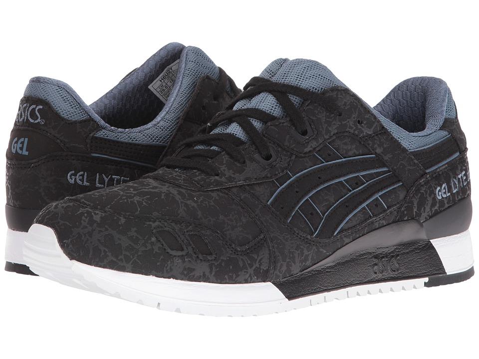 ASICS Tiger - Gel-Lyte III (Black/Black 2) Classic Shoes
