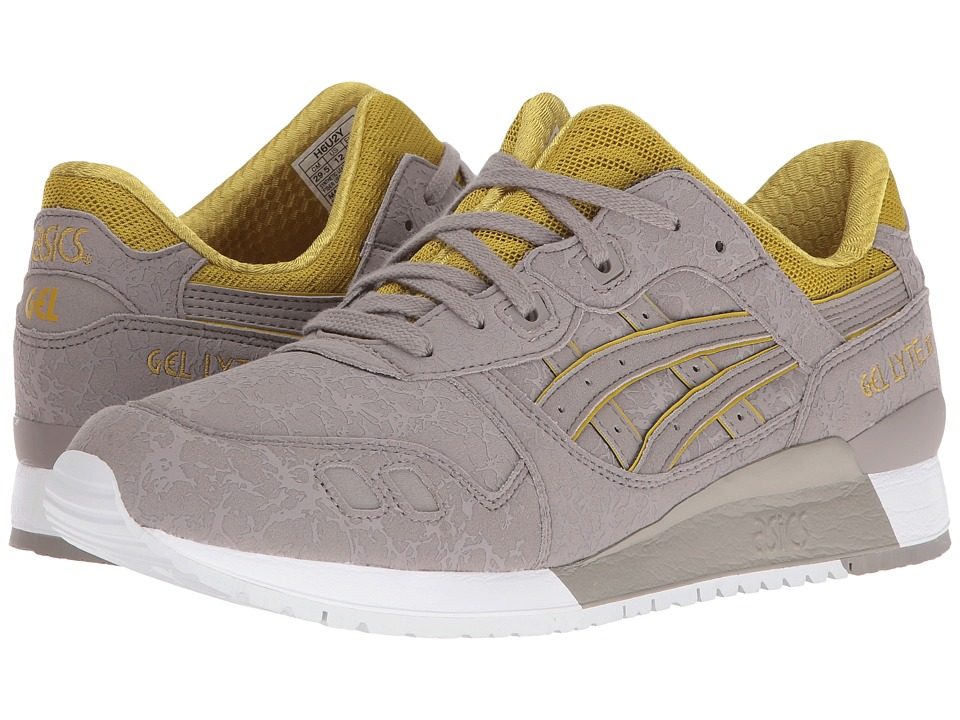 ASICS Tiger - Gel-Lyte III (Moonrock/Moonrock) Classic Shoes
