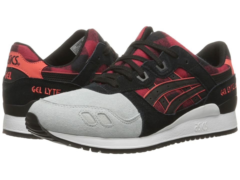 Onitsuka Tiger by Asics Gel-Lytetm III (Red/Black) Classic Shoes