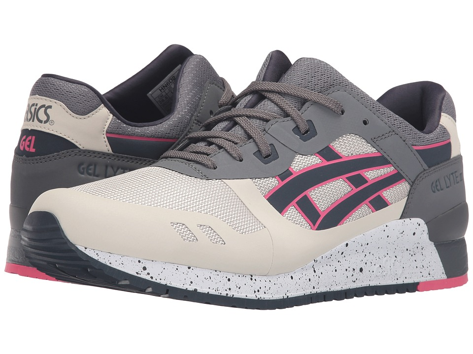 Onitsuka Tiger by Asics - Gel-Lyte III NS (Off-White/India Ink) Shoes