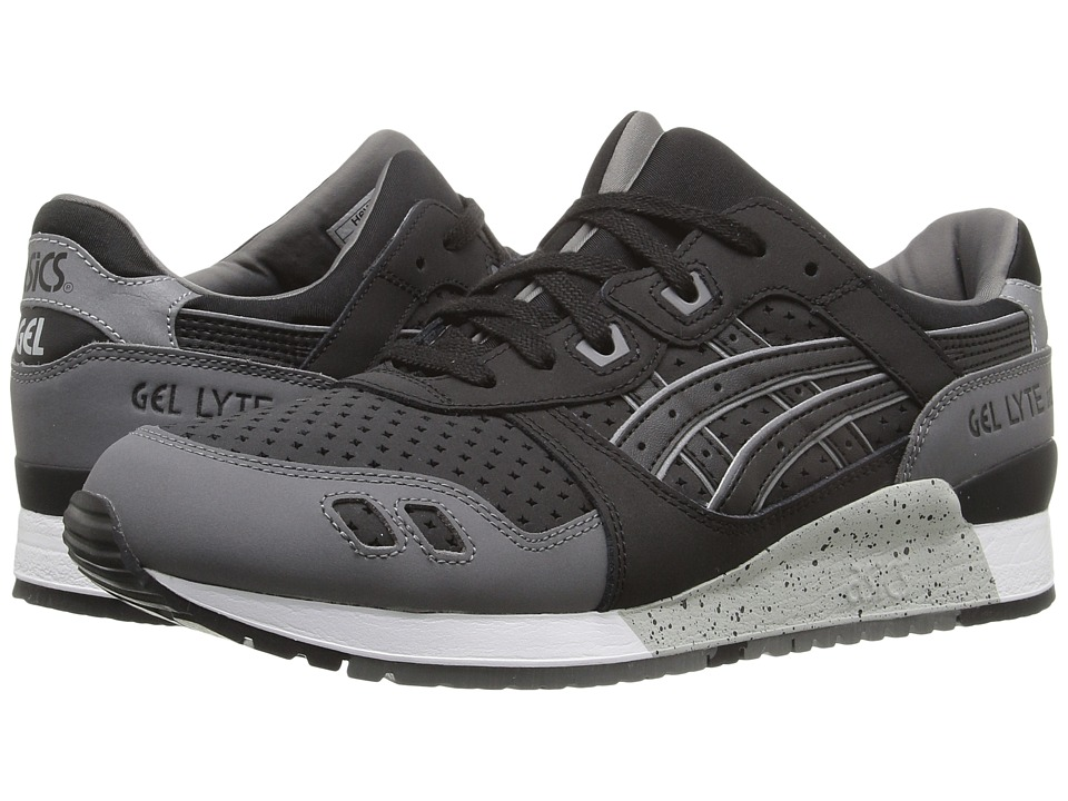 ASICS Tiger - Gel-Lyte III (Black/Black 3) Classic Shoes