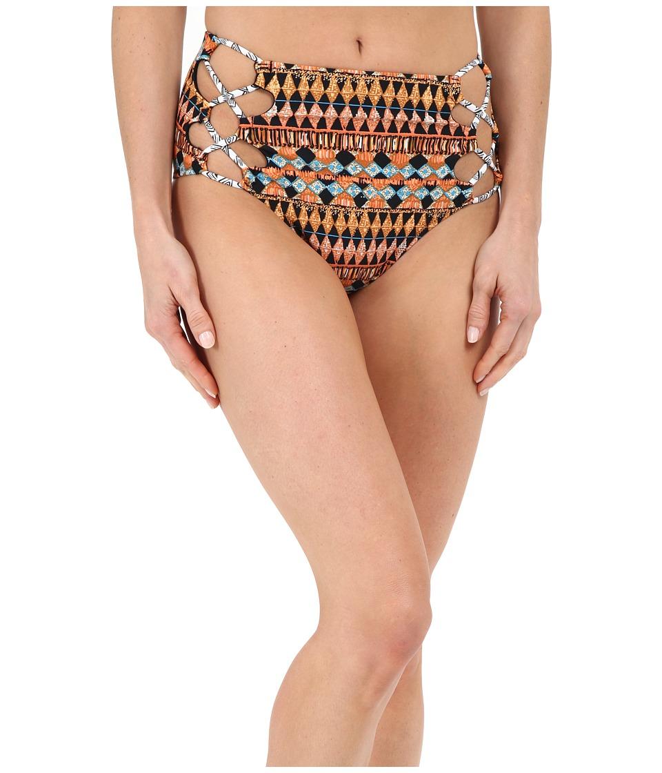 Volcom - Tradewinds Retro Bottom (Grapefruit) Women's Swimwear