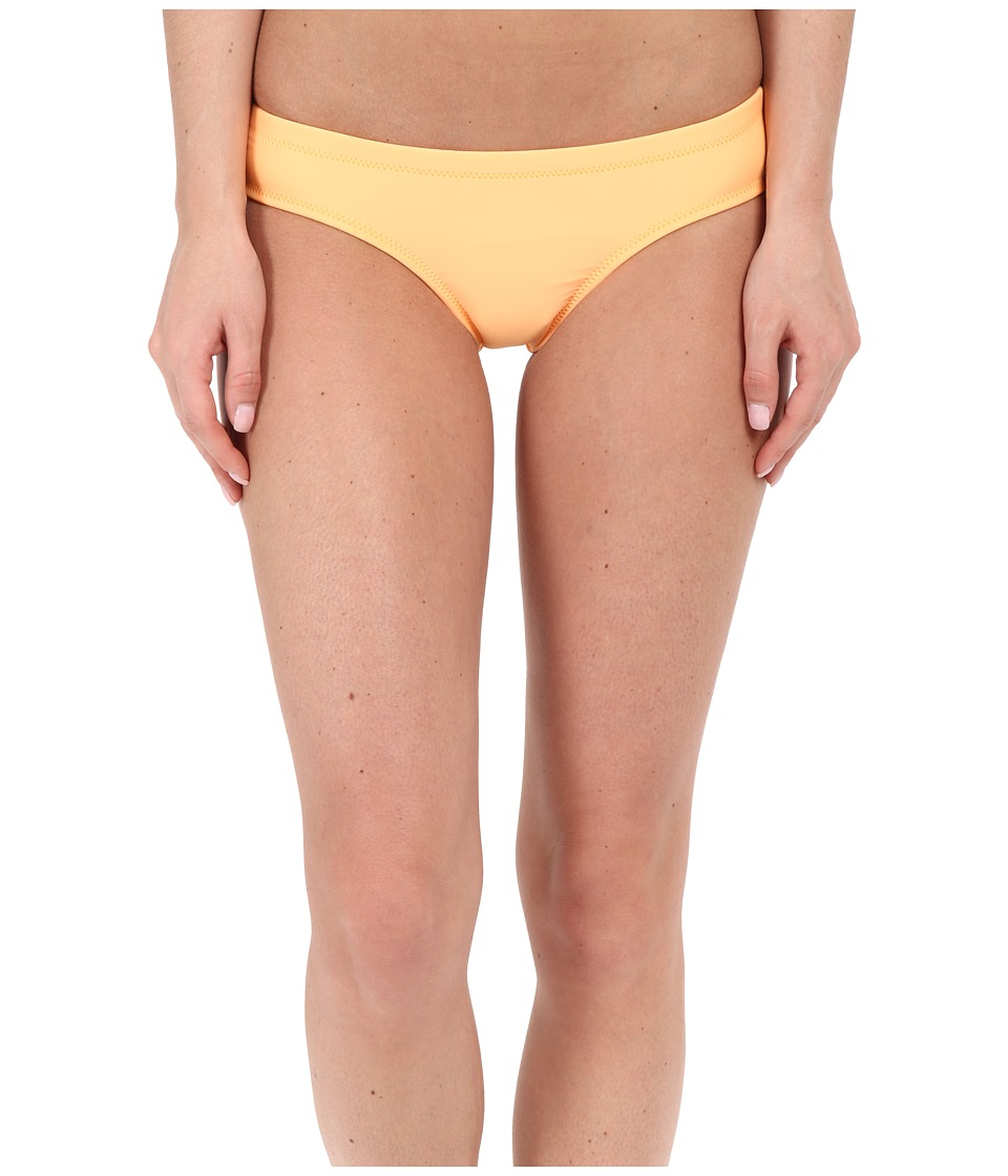 Volcom - Simply Solid Cheeky Bottom (Sparkler) Women's Swimwear