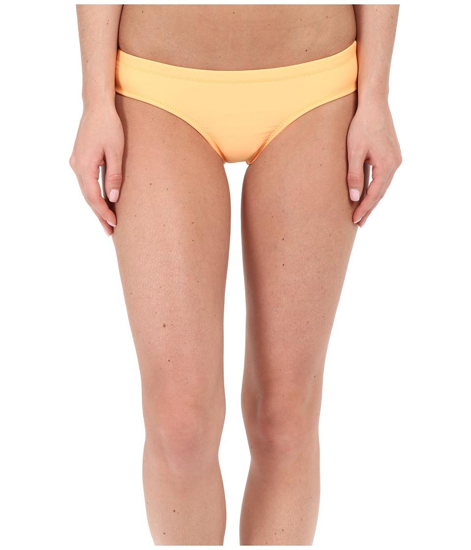 Volcom - Simply Solid Cheeky Bottom (Sparkler) Women's Swimwear