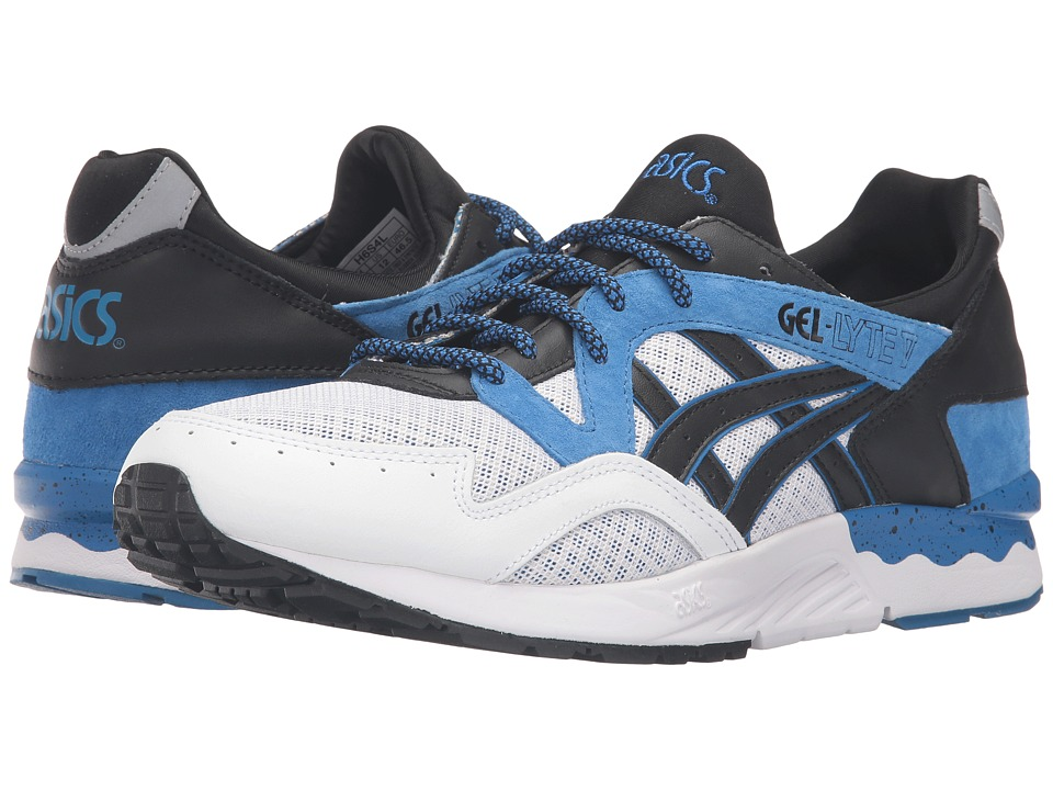 ASICS Tiger - Gel-Lyte V (Classic Blue/Black) Shoes